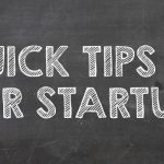 5 tips om een start-up te beginnen
